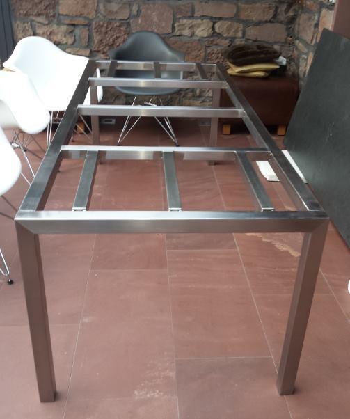 tischgestelle maintisch. Black Bedroom Furniture Sets. Home Design Ideas