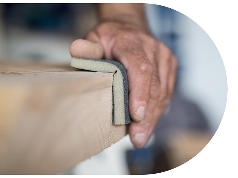 Massanfertigung Holzbearbeitung