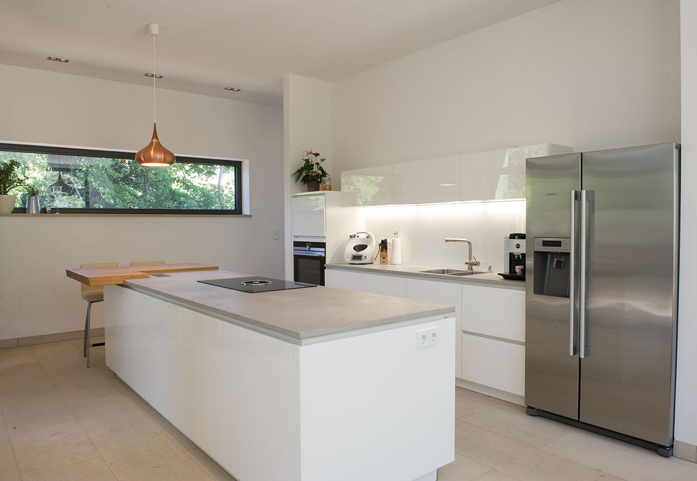 mainTisch Beton Küche - mainTisch