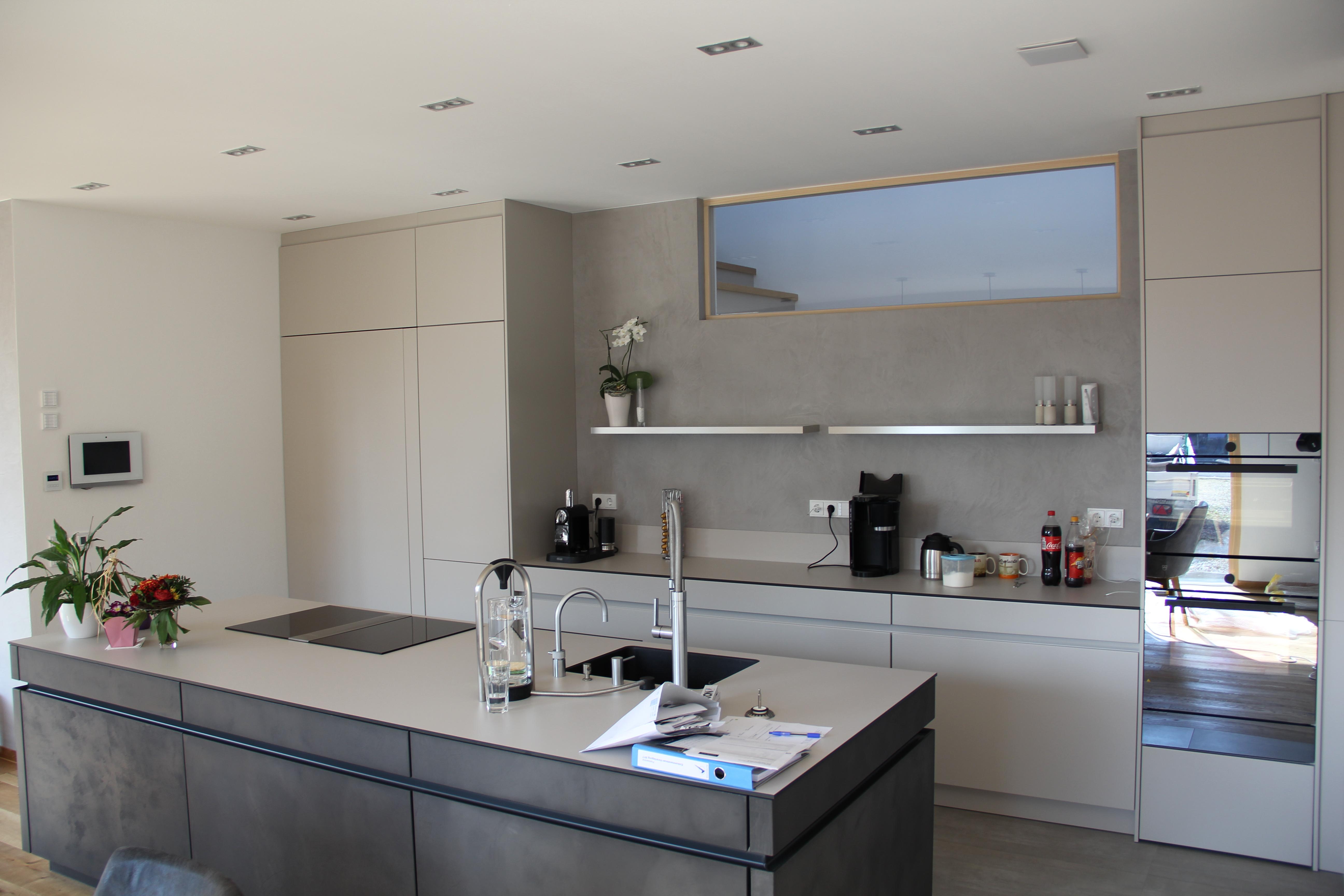 mainTisch Küche Beton 9